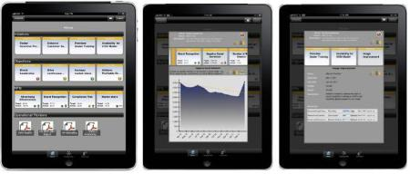 SAP Strategy Management on your iPad